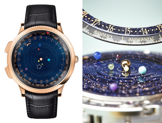Van Cleef & Arpels Midnight Planétarium Poetic Complication